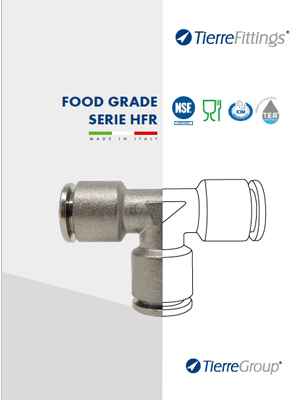 Catalogo Food Grade Serie HFR di TierreFittings