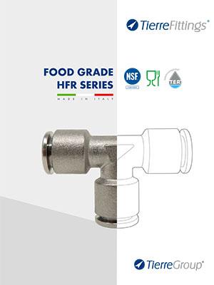 Catalogo Food Grade HFR Series di TierreFittings
