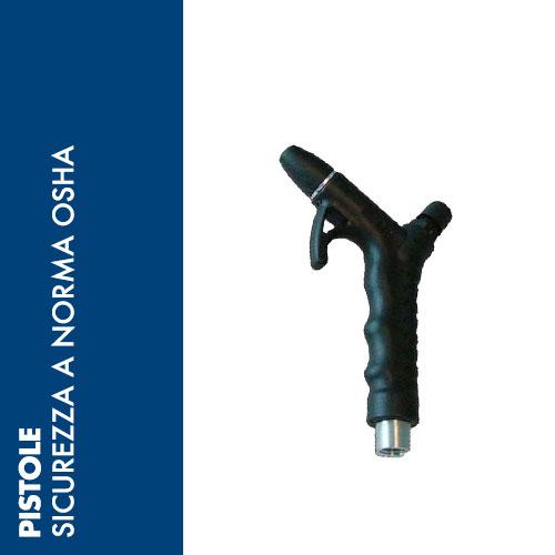 CPOH - Pistola di Sicurezza a Norma OSHA CPOH