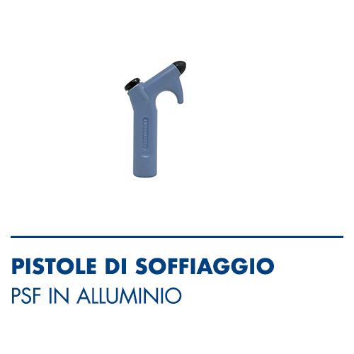 PCPA - Pistola in Plastica con inserto in OTTONE CPA
