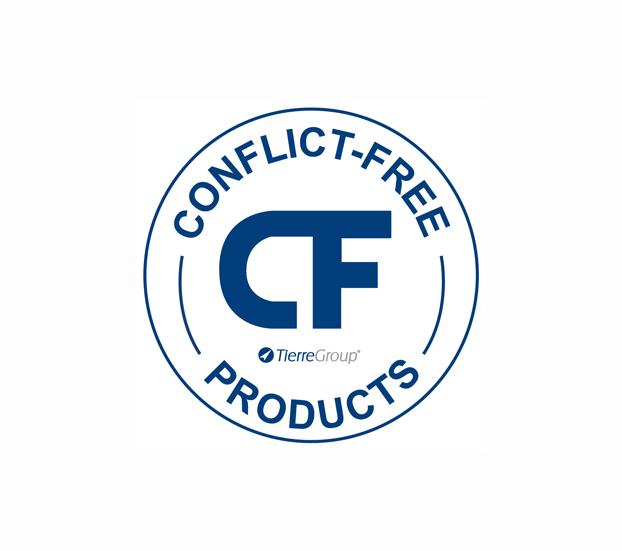 Logo COMIN - CONFLICT MINERALS - Dichiarazione CONFLICT MINERALS (Dodd-Frank Act, Section 1502)