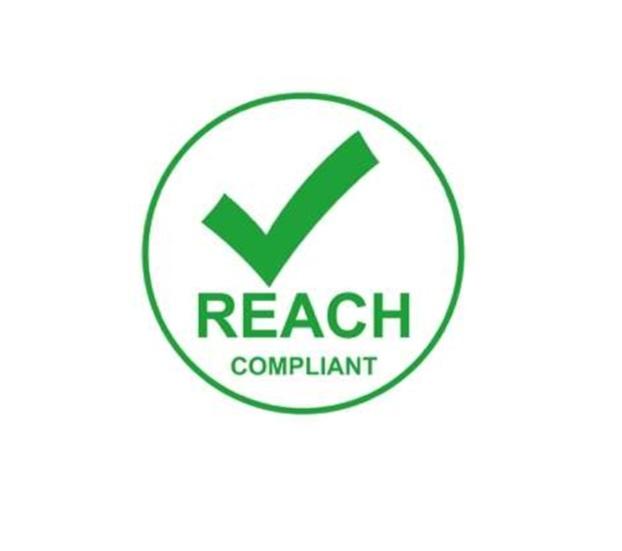 Logo REACH Reglamento (CE) n. 1907/2006.