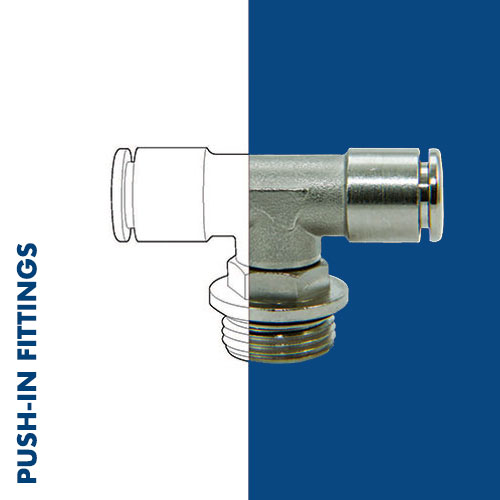 INRA - Push-in Fittings