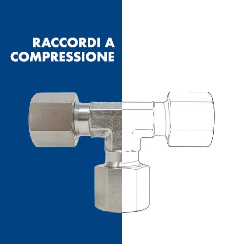 RCPR - Raccordi a Compressione