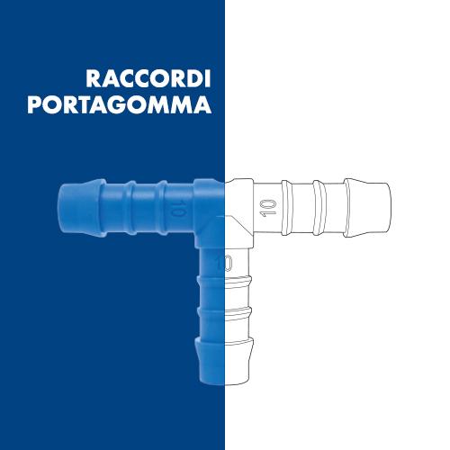 RPTG - Raccordi Portagomma