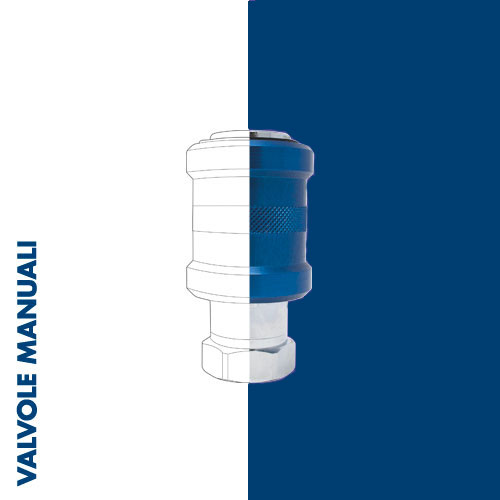 VALM - Valvole manuali